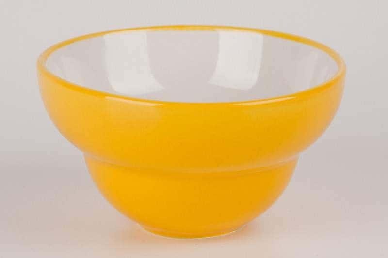 Пиала Waechtersbach желтая из керамики 11 см