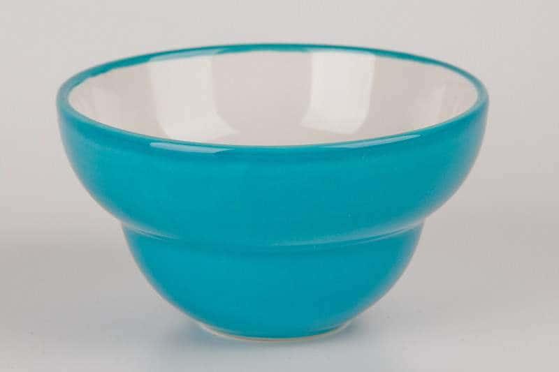 Пиала Waechtersbach голубая 11 см из керамики
