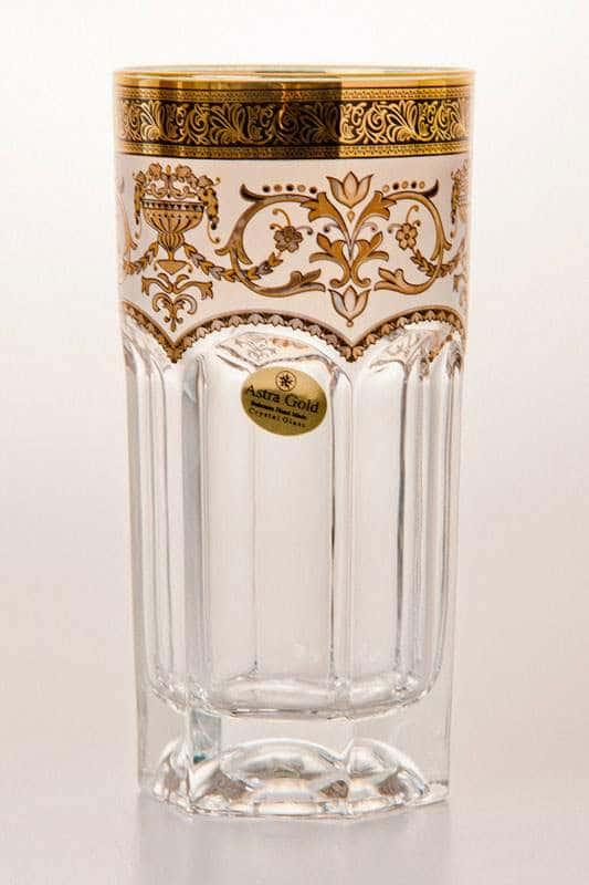 Провенза Дрим Набор стаканов для воды Astra Gold на 6 персон 370 мл