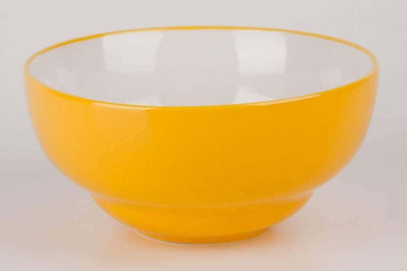 Салатник желтый Waechtersbach из керамики 14,5 см