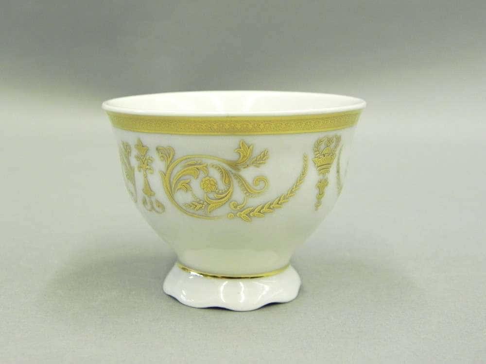 Емкость для меда и джема 50мл Соната Золотой орнамент