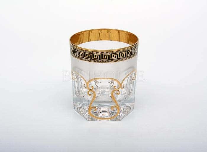 Набор стаканов для виски 280 мл Провенза блэк фон