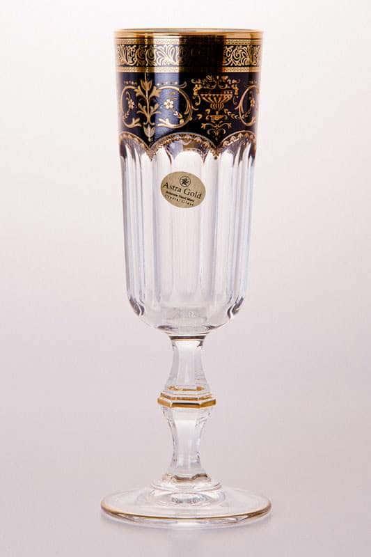 Набор бокалов для шампанского на 6 персон Провенза Дрим