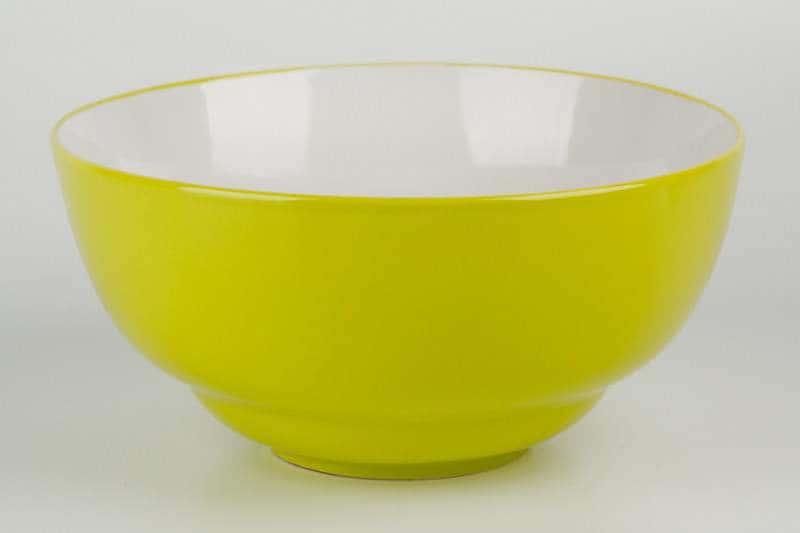 Салатник зеленый Waechtersbach из керамики 20 см