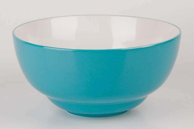 Салатник голубой Waechtersbach из керамики 20 см