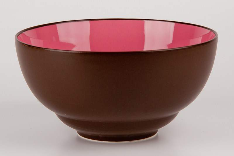 Салатник коричневый Waechtersbach из керамики 20 см