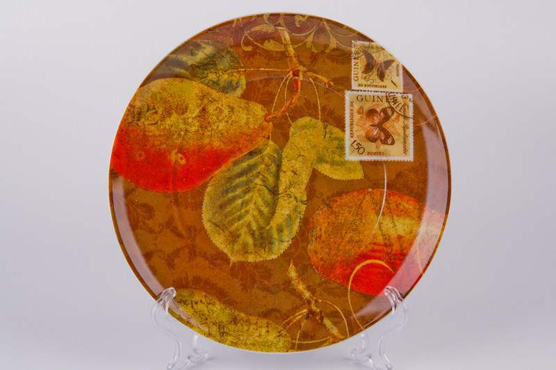 Груши Тарелка из керамики Waechtersbach 21 см