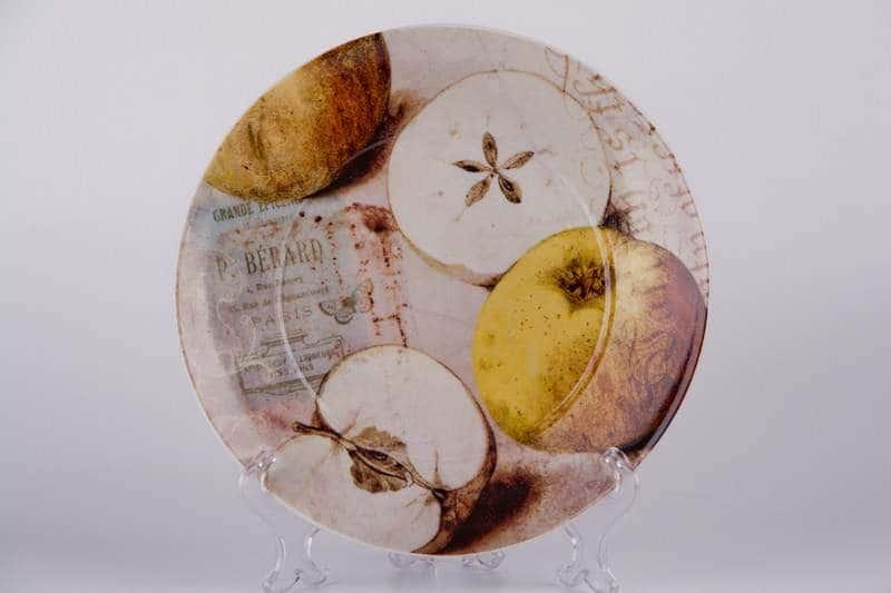 Яблоки Тарелка из керамики Waechtersbach 21 см