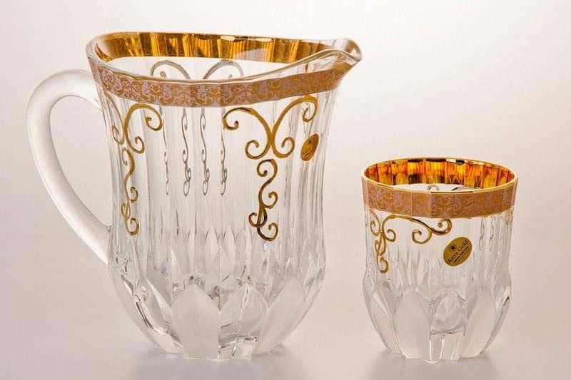 Адагио Набор для воды Astra Gold  7 предметов