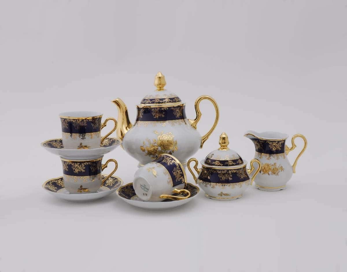 Чайный сервиз 15 предметов Мэри Энн 0431