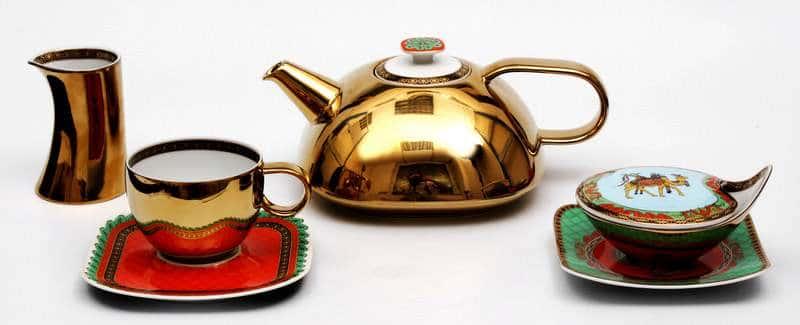 Марко Поло Чайный сервиз Rosenthal 21 предмет