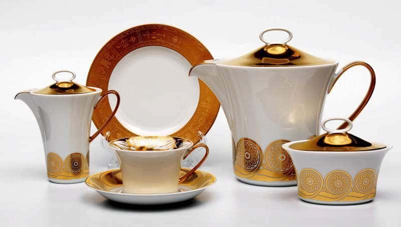 Персис Чайный сервиз Rosenthal Versace 21 предмет