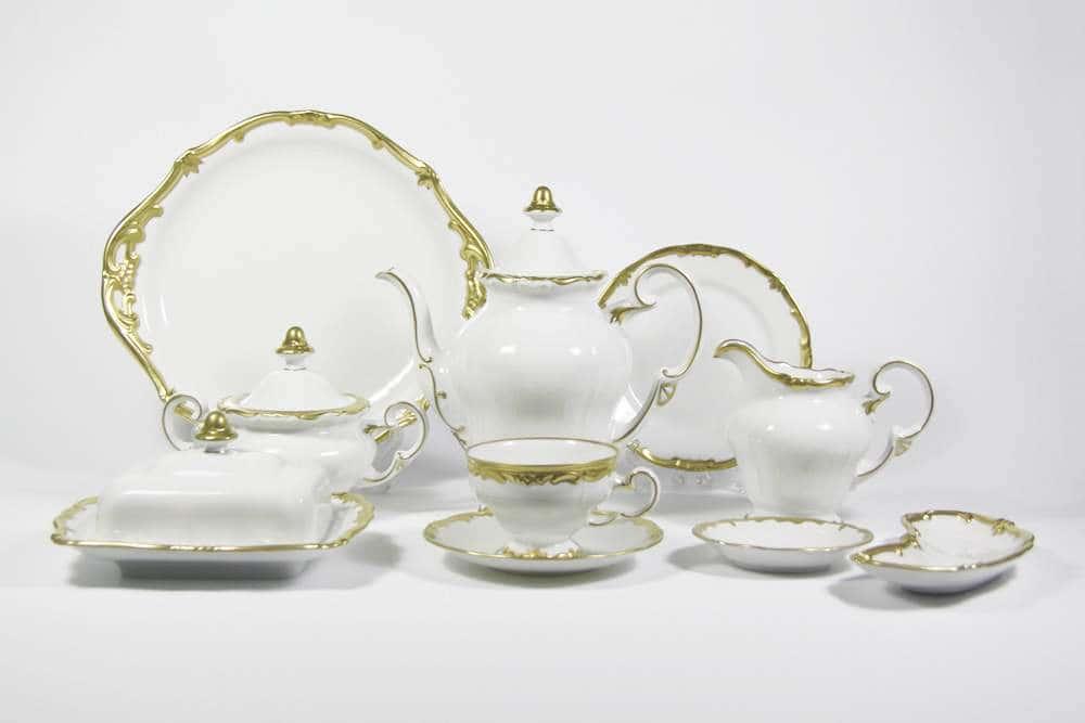 Престиж Чайный сервиз Weimar Porzellan 54 предметa
