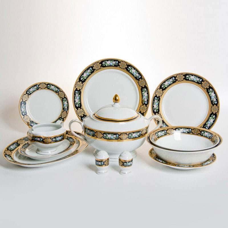 Кристина 8703400 Сервиз столовый Thun на 6 персон 26 предметов