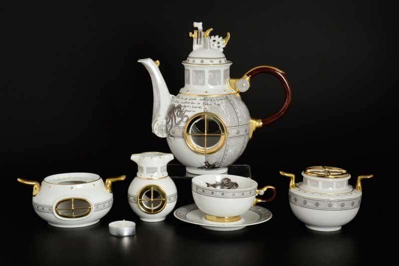 Жюль Верн Чайный сервиз Thun на 6 персон 17 предметов 43798