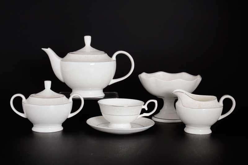 Мелисента Чайный сервиз Royal Classics 30 пред, 12 перс.
