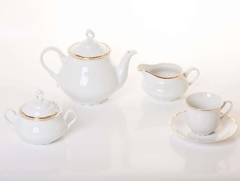 Констанция 8205600 Чайный сервиз Thun 15 предметов
