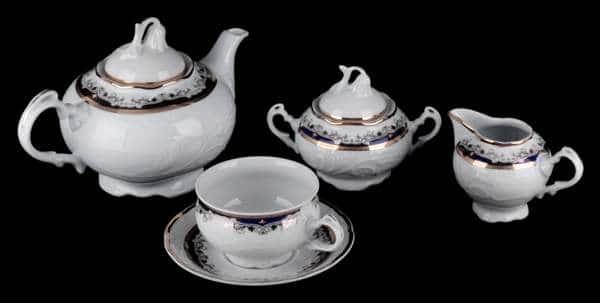 Тулип 71300 Чайный сервиз Thun 15 предметов