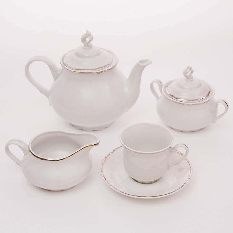 Констанция 8204401 Чайный сервиз Thun 15 предметов