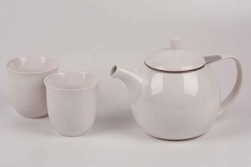 Ланглоис Чайный набор керамический Olivier Langlois 3 предмета