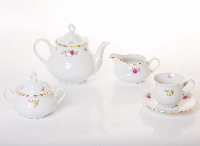 Констанция 632600 Чайный сервиз Thun 15 предметов