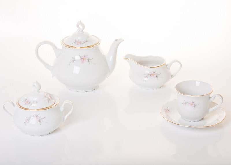 Констанция 633000 Чайный сервиз Thun 15 предметов