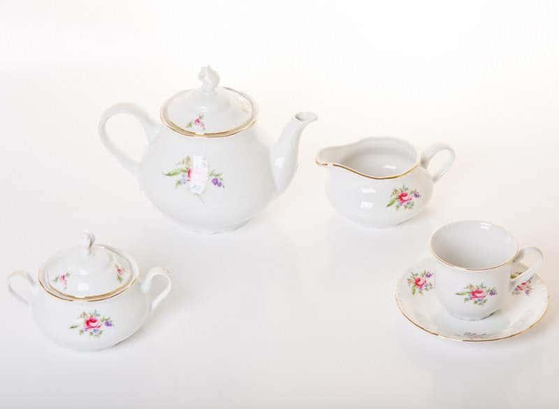 Констанция 632700 Чайный сервиз Thun 15 предметов