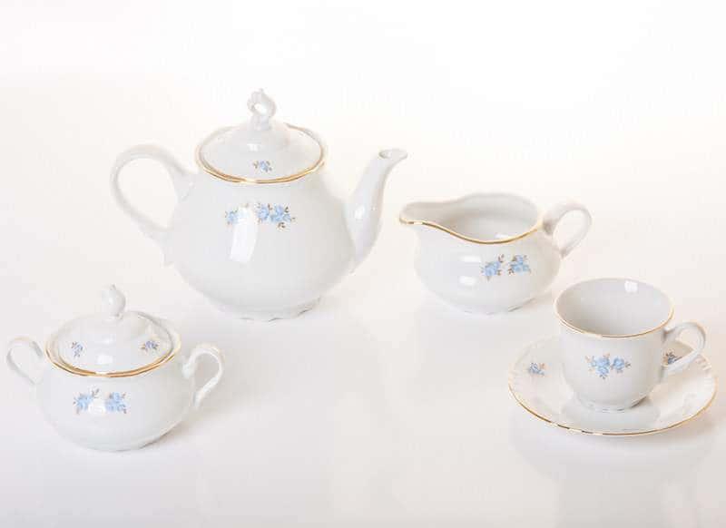 Констанция 32800 Чайный сервиз Thun 15 предметов