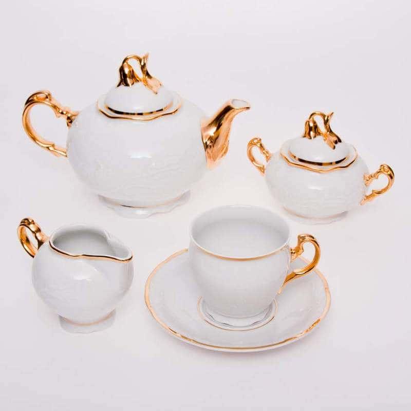 Тулип 17500 Чайный сервиз Thun 15 предметов