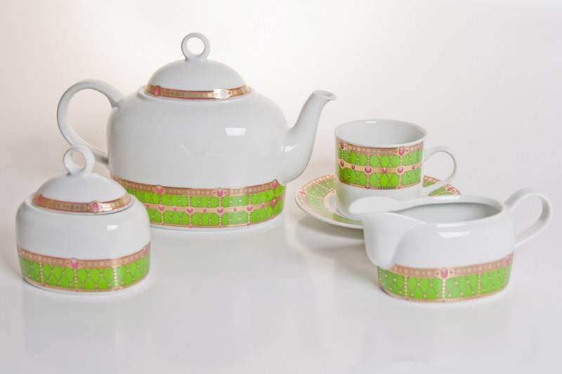 Каиро 6761C0 Чайный сервиз Thun 15 предметов
