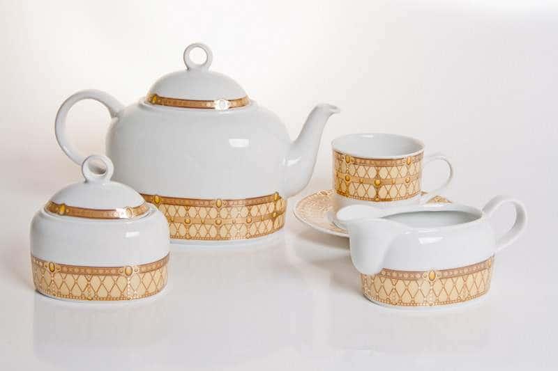 Каиро 6461A0 Чайный сервиз Thun 15 предметов