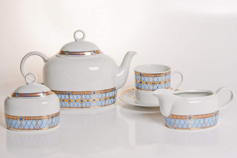 Каиро 6761B0 Чайный сервиз Thun 15 предметов