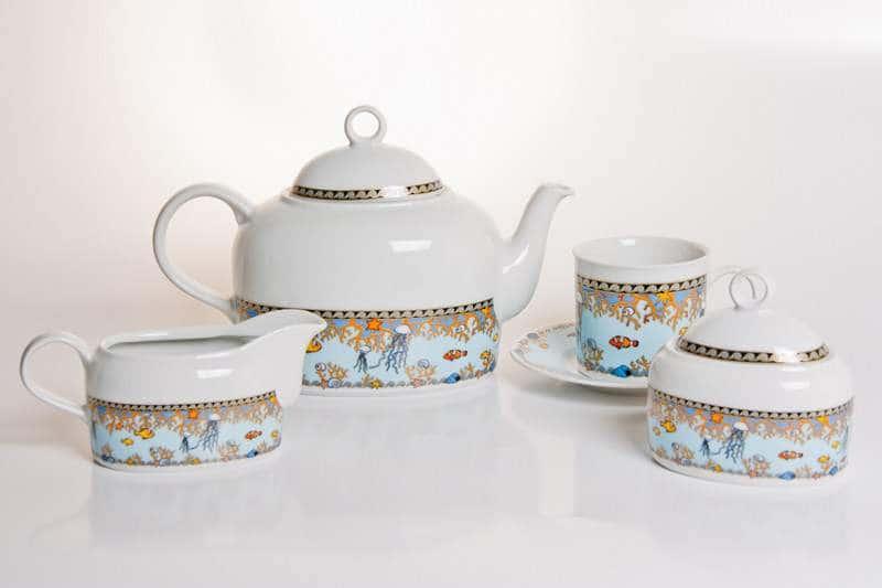 Каиро 674300 Чайный сервиз Thun 15 предметов