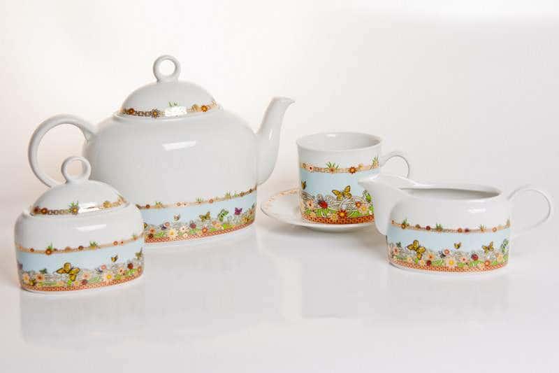 Каиро 674200 Чайный сервиз Thun 15 предметов
