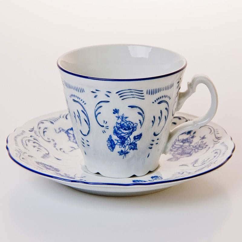 Бернадот 24074 Набор для чая на 6 персон 12 предметов