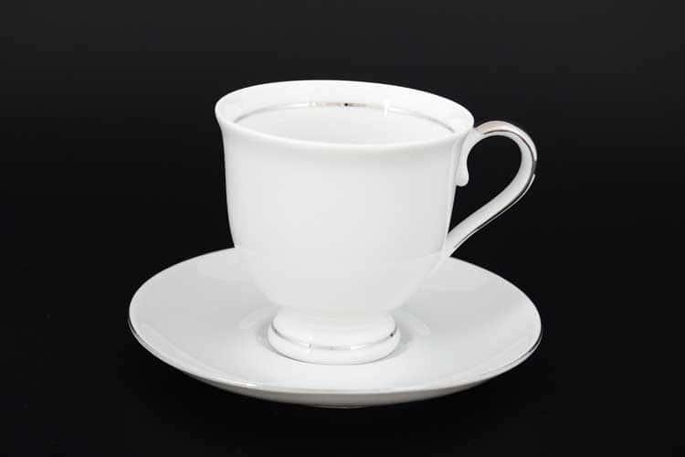 Корона Silverado Набор чайных пар 220 мл QC (6 пар)