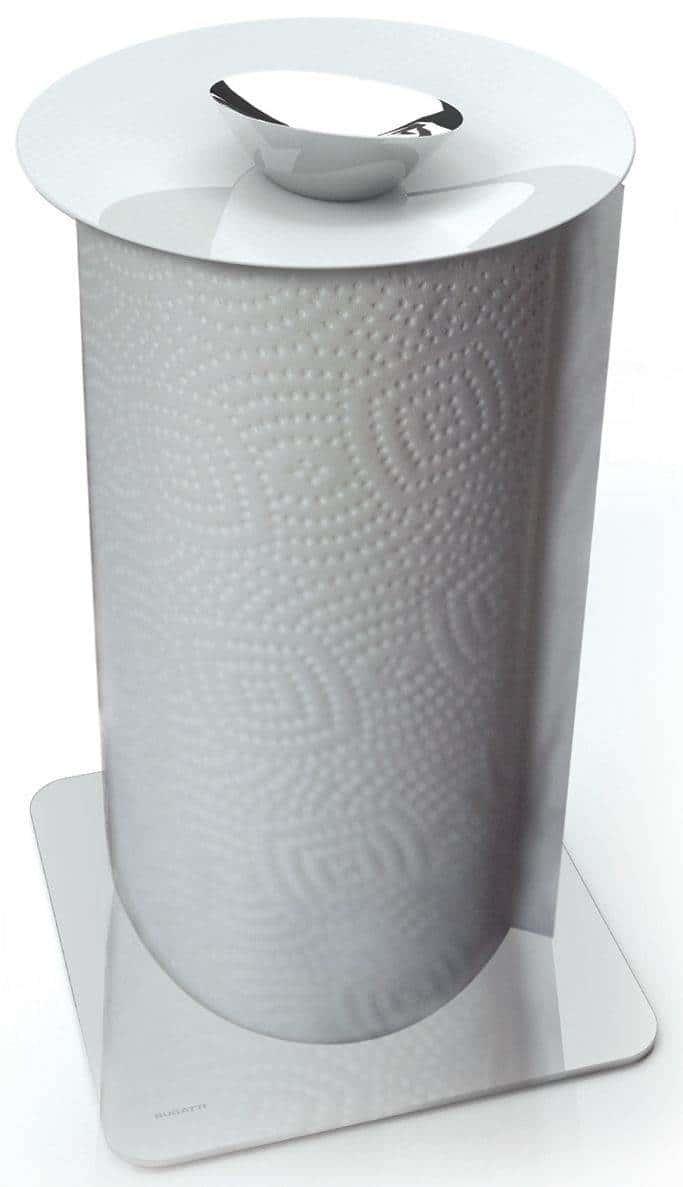 Аква Салфетница Бугатти из нержавеющей стали 28 см