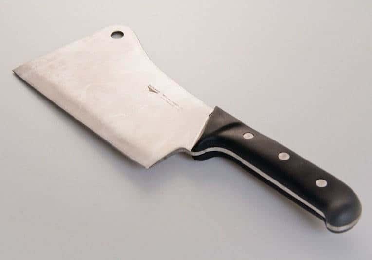 Падерно Тесак для разделки мяса 22 см