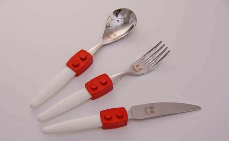 Требимби красный  Детский набор Rivadossi 3 предмета