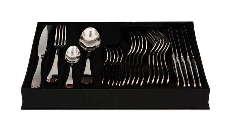 Рокко Набор столовых приборов Herdmar 24 предметов из нержавеющей стали