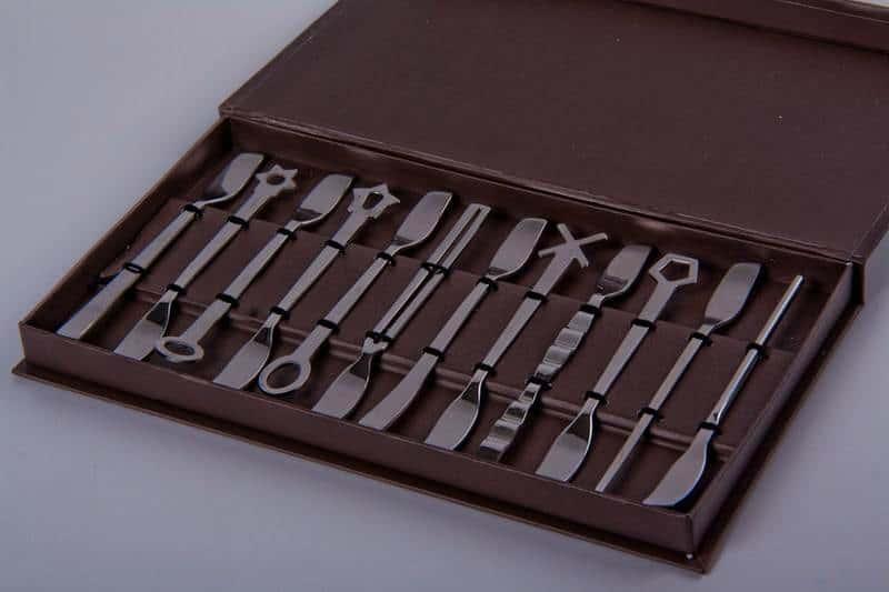 Самбонет  Набор столовых приборов 12 предметов 12 перс.