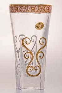 Фузион Набор стаканов Astra Gold 384 мл на 6 персон