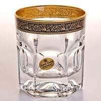Набор стаканов для виски на 6 персон Провенза Лилит
