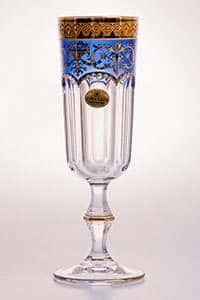 Набор бокалов для шампанского на 6 персон Провенза Империя