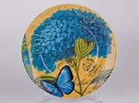 Бабочка Тарелка из керамики Waechtersbach 21 см