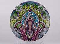 Восточный принт Тарелка из керамики Waechtersbach 21 см