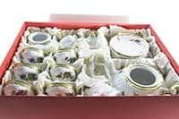 Мейсенский букет Чайный сервиз Weimar Porcelain 21 предмет